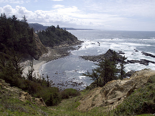 Oregon Coast - Coos Bay - Brookings